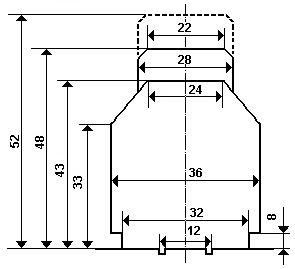 TT modul űrszelvény